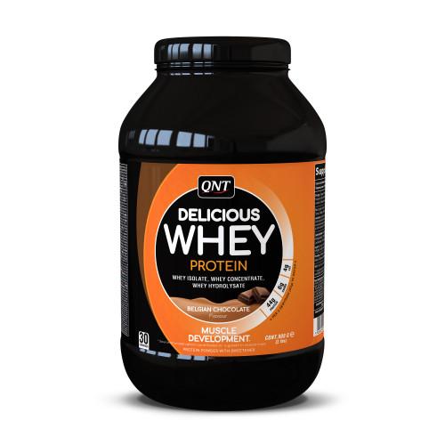 Delicious Whey Protein...