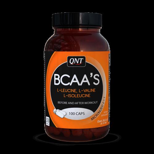 B.C.A.A's + Vit. B6 100 caps