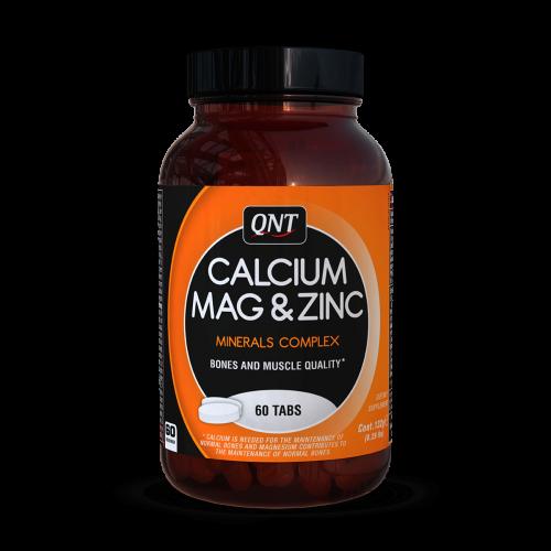 Calcium-Magnesium-Zinc 60 tabs