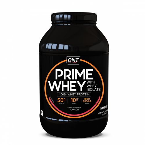 PRIME WHEY Strawberry 908 g