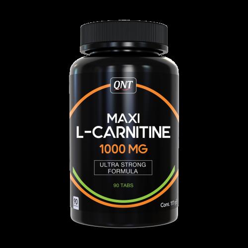 Maxi L-Carnitine 1000 mg 90...