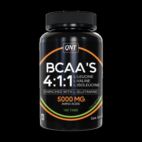 BCAA'S 4:1:1 + L-Glutamine...