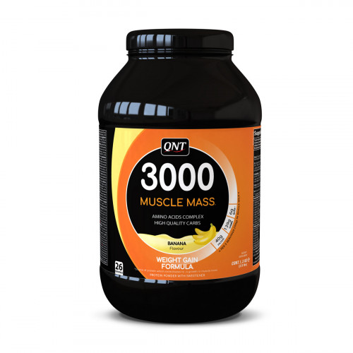 Muscle Mass 3000 Banana 4,5 kg