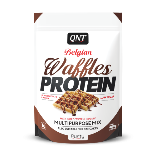 Protein Waffles Milk...